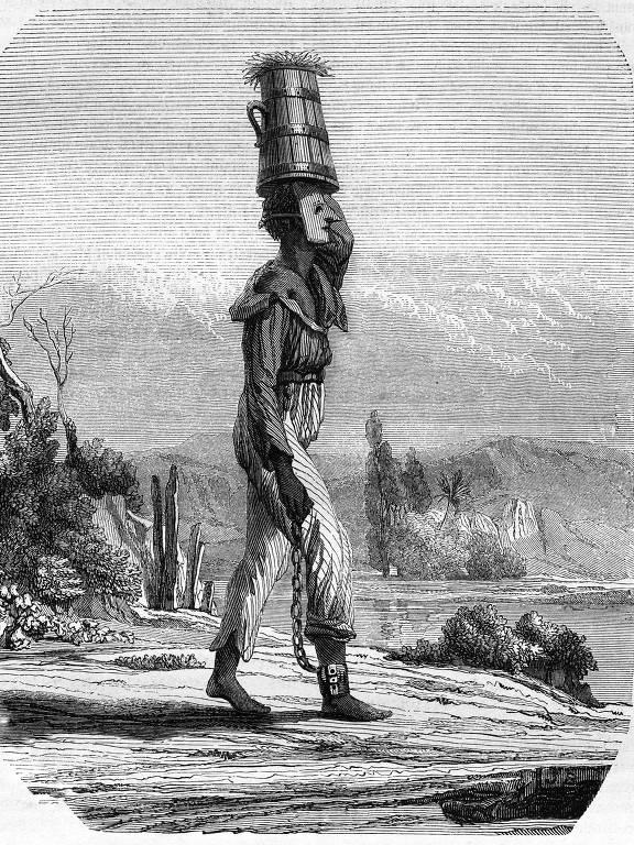 'Achados & Perdidos da História: Escravos'