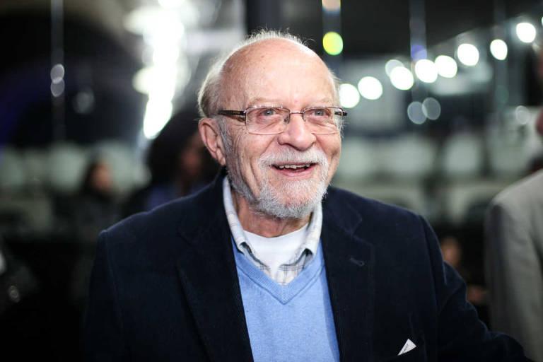 O ex-governador de São Paulo Alberto Goldman, em evento em 2016
