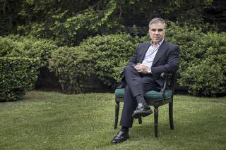 Retrato do empresário Flavio Rocha, proprietário da Riachuelo