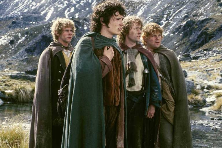 Amazon confirma série inspirada em O Senhor dos Anéis