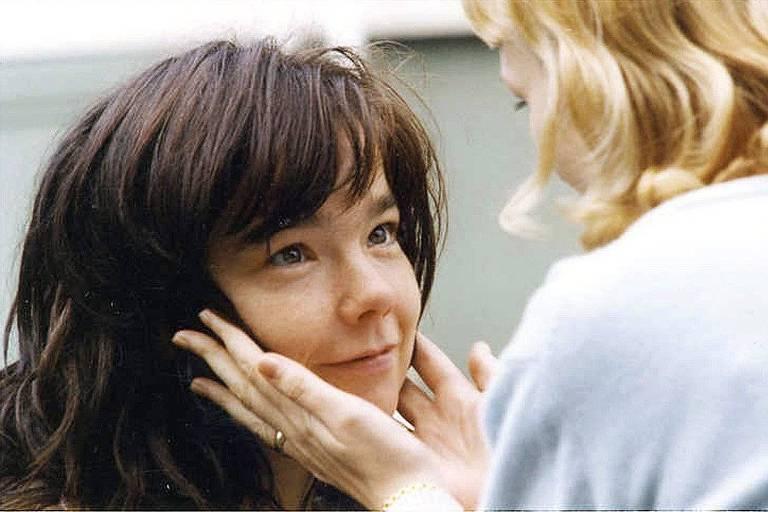 A cantora e atriz Björk em cena do filme 'Dançando no Escuro' (2000), do diretor dinamarquês Lars von Trier