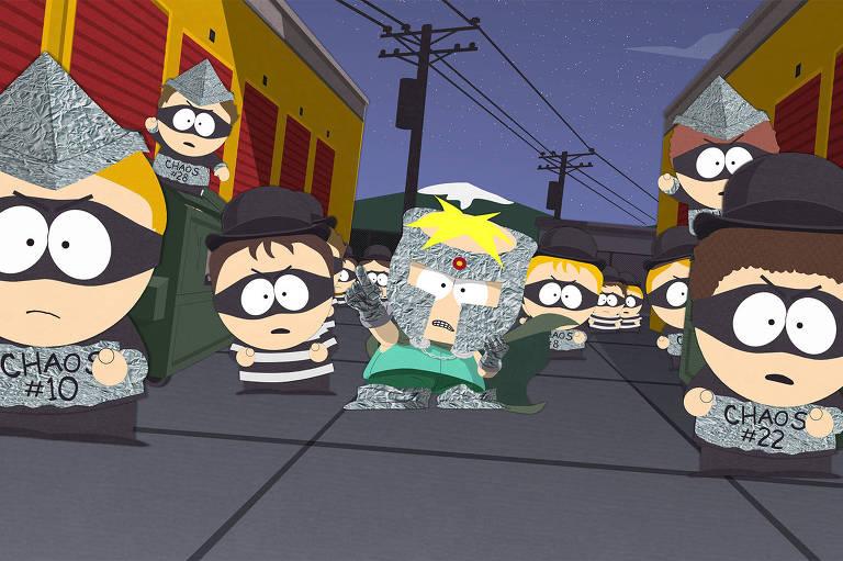 """""""South Park: A Fenda que Abunda Força"""""""