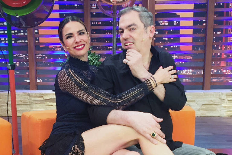 Convidados do programa 'Luciana By Night', de Luciana Gimenez na RedeTV!