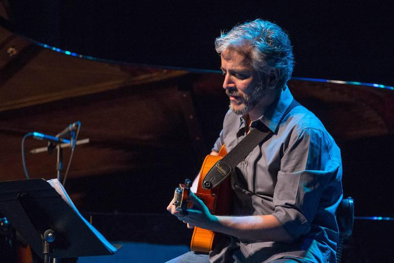 O músico Lupa Santiago integra a programação do São Paulo Jazz Fest