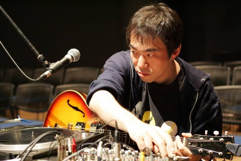 O músico japonês Otomo Yoshihide é um dos destaques da programação do Fime