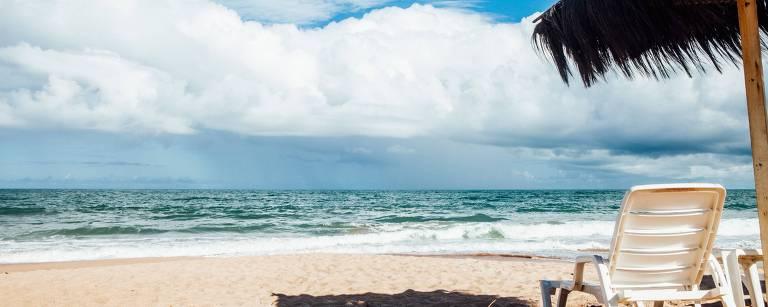 Praia em Alagoas – Elvis Pereira/Folhapress