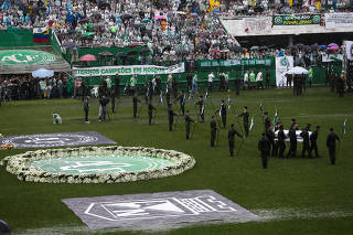 '60 Minutes' recorda catástrofe da Chapecoense no próximo domingo