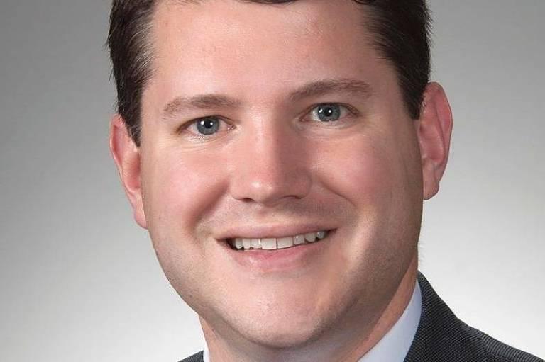 O republicano de Ohio Wes Goodman, 33