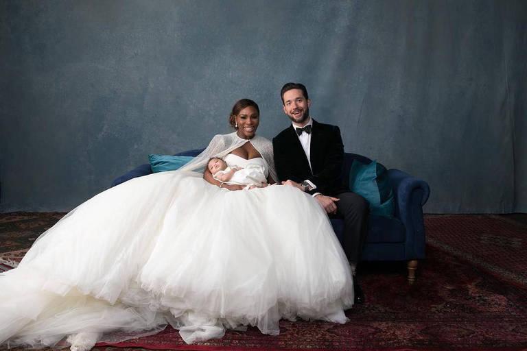 Casamento de Serena Williams e Alexis Ohanian