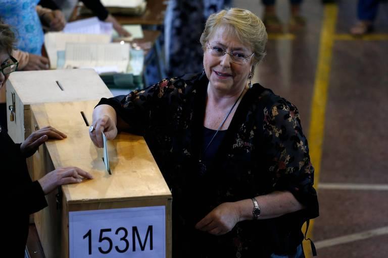Eleições no Chile 2017