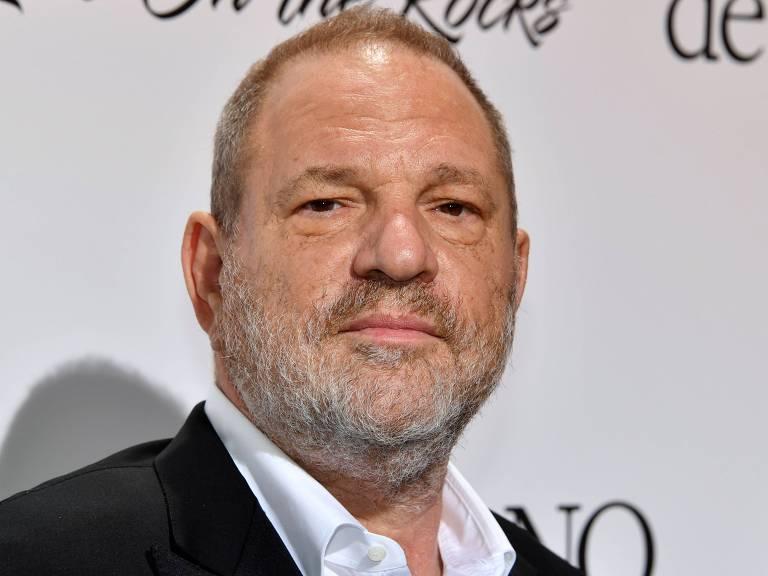 O produtor de cinema Harvey Weinstein, acusado de assediar e estuprar mulheres – Yann Coatsaliou - 23.mai.2017/AFP