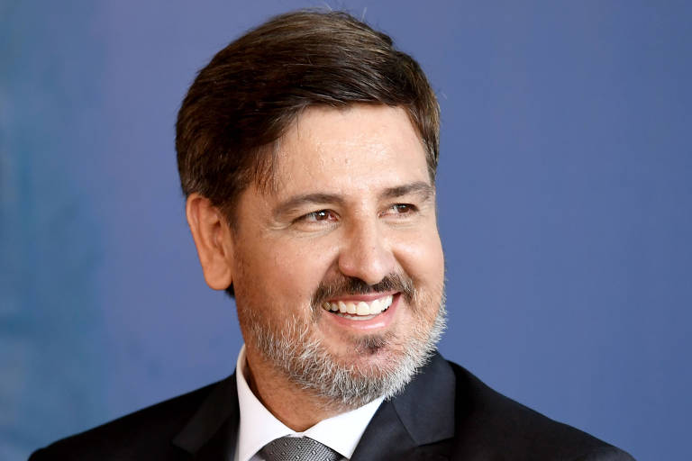 Posse do novo diretor da PF, Fernando Segóvia