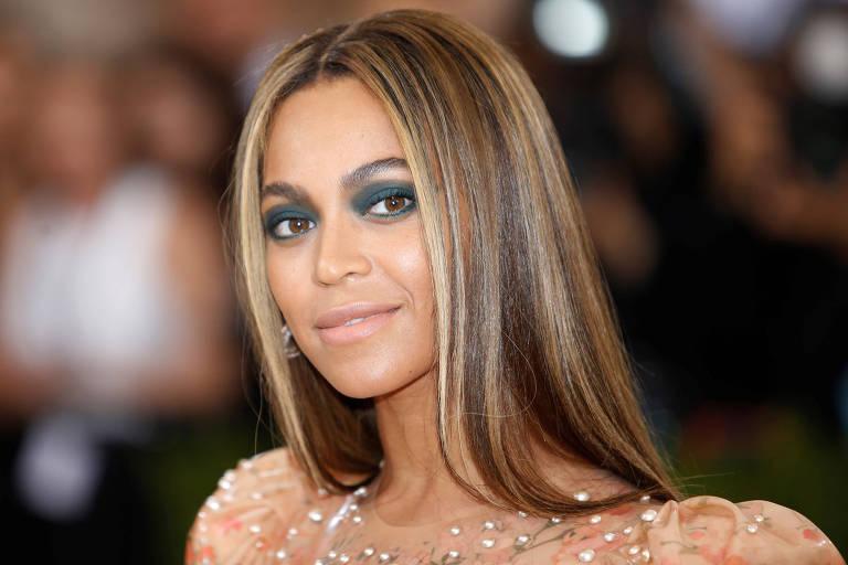 A cantora Beyoncé Knowles