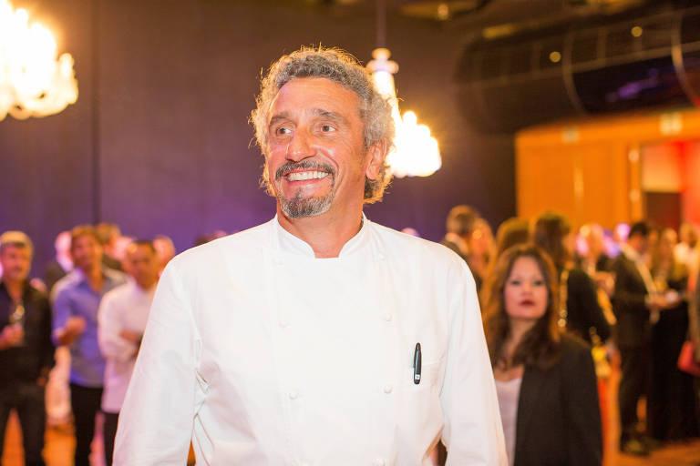 O francês Emmanuel Bassoleil estreia 'Um Dia de Chef' nesta quarta