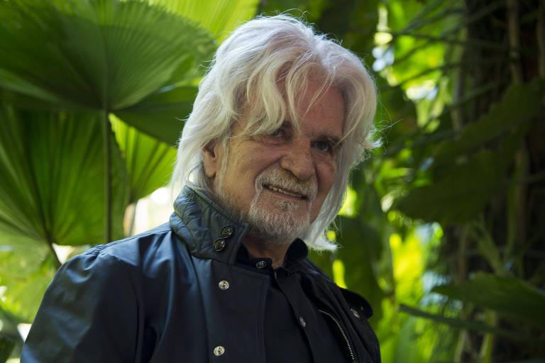 Bernardo de Mello Paz, empres�rio que idealizou o museu Inhotim em meados dos anos 1980