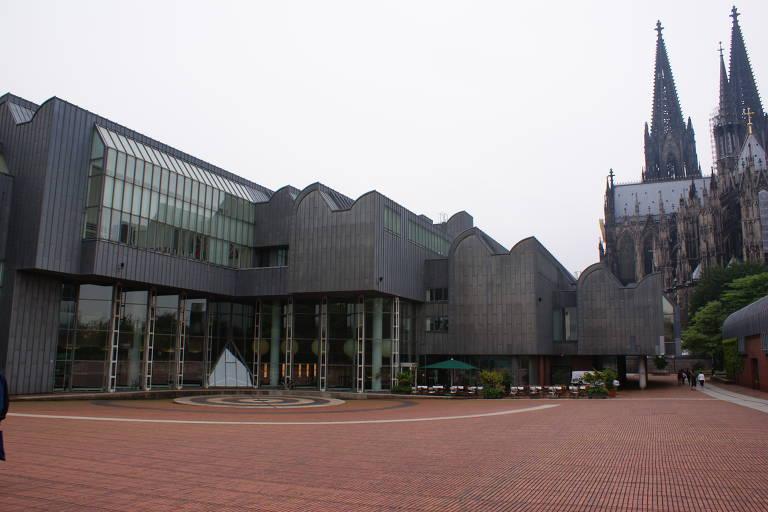 Museu Ludwig, em Colônia, na Alemanha