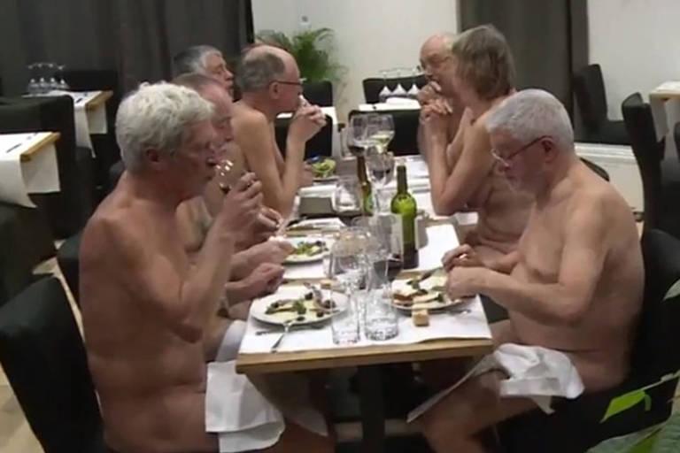 O'Naturel, o primeiro restaurante nudista de Paris