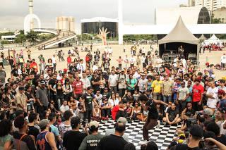Eventogratuito dehip-hop reúne Flora Matos e Rincon Sapiência no Memorial da América Latina