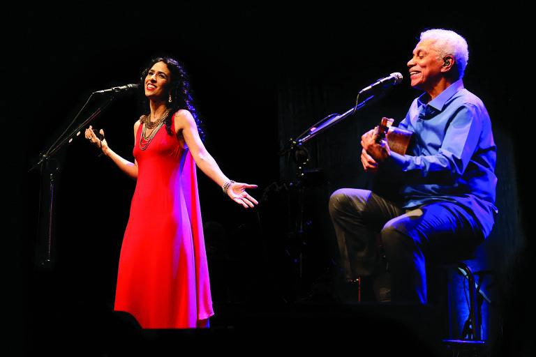 Paulinho da Viola e Marisa Monte apresentam dois shows