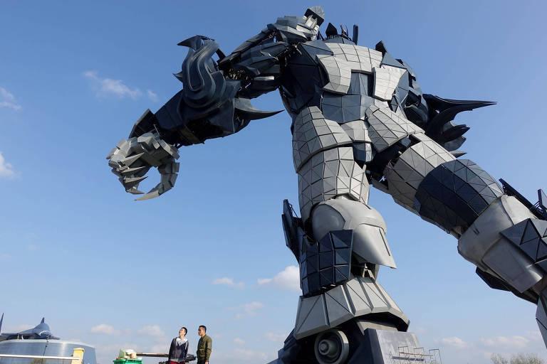 Resultado de imagem para Oriental Science Fiction Valley