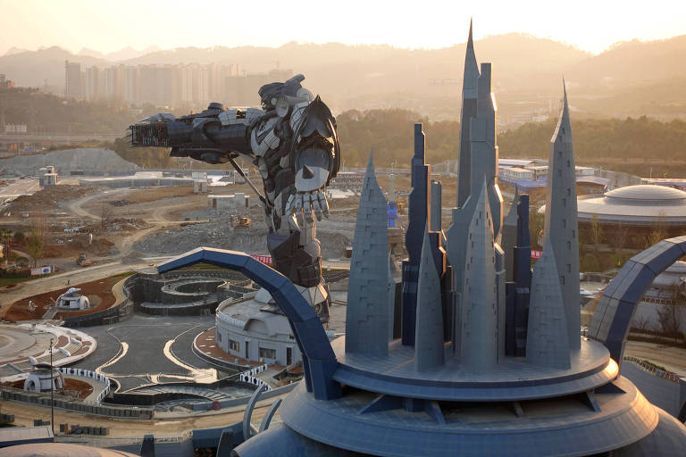 Oriental Science Fiction Valley