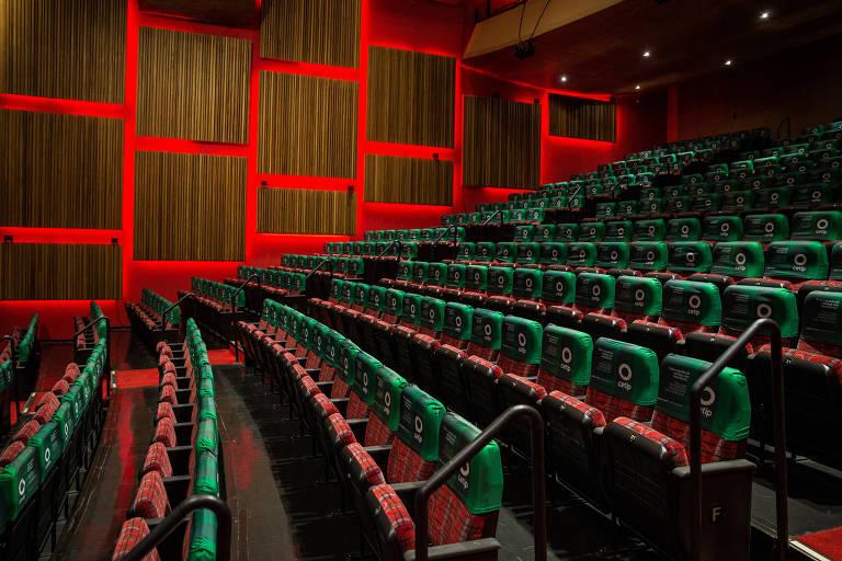 Melhores teatros de São Paulo
