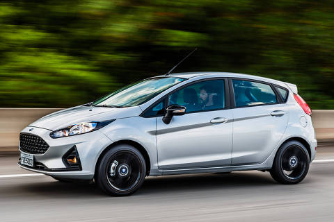 Ford new Fiesta Style 2018