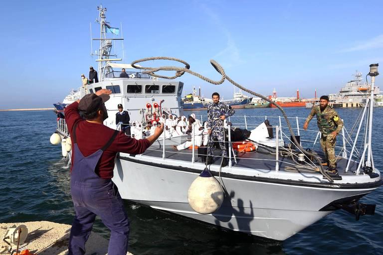 31 mortes em naufrágio no Líbano