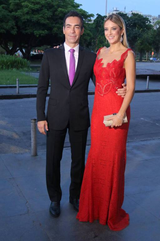 Casamento de Fábio Porchat e Nataly Mega
