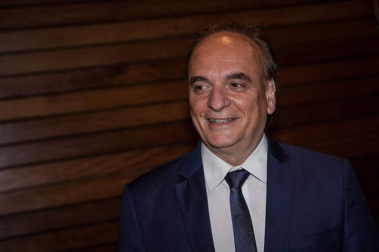 O ex-presidente do Tribunal de Justiça de SP, Paulo Dimas Mascaretti