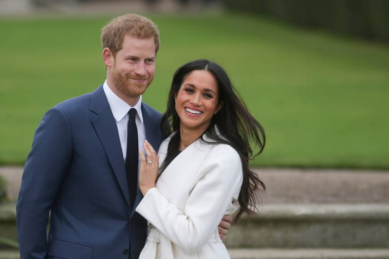 Noivado do príncipe Harry e Meghan Markle