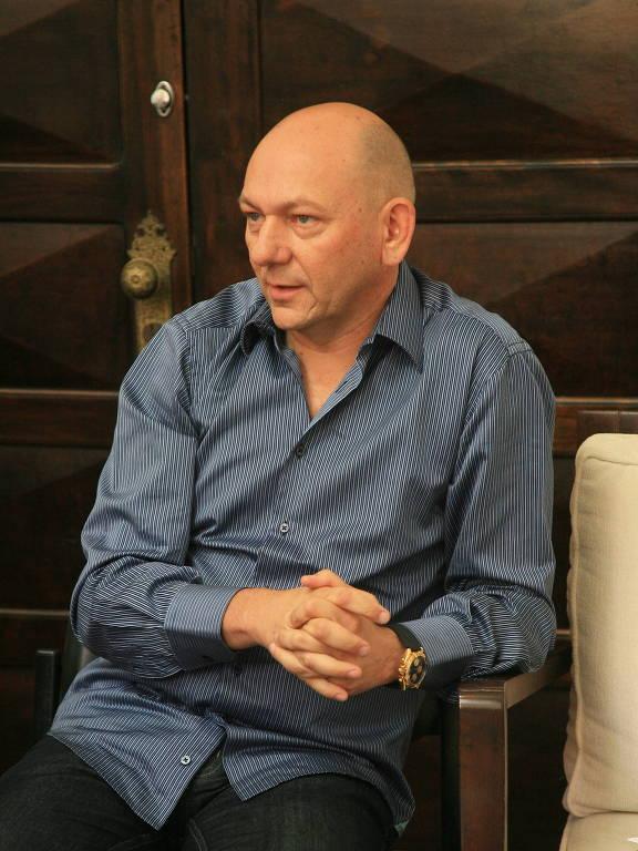 Luciano Hang, diretor-presidente da Havan