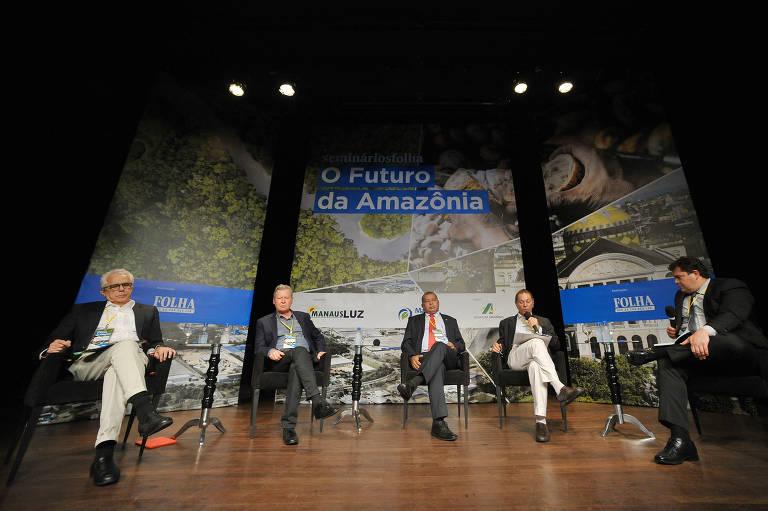 Futuro da Amazônia - mesa 5