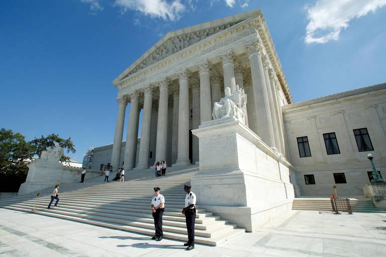 A sede da Suprema Corte, em Washington; tribunal deve decidir o caso até julho de 2018