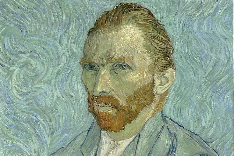 Cena da animação 'Com Amor, Van Gogh'
