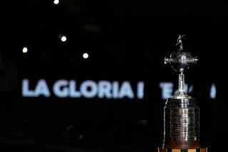 Soccer Football -  Argentina's Lanus v Brazil's Gremio - Copa Libertadores Final