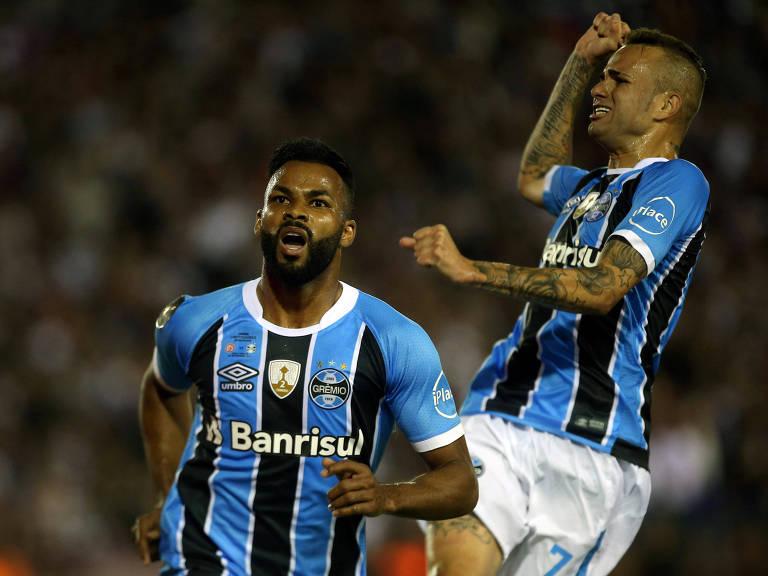 Gr�mio x Lan�s - Final da Libertadores-2017