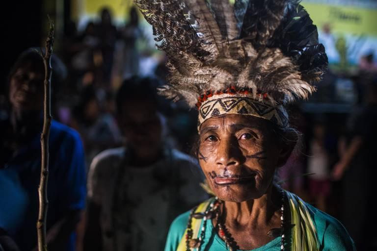 Índios criam milícia no AM