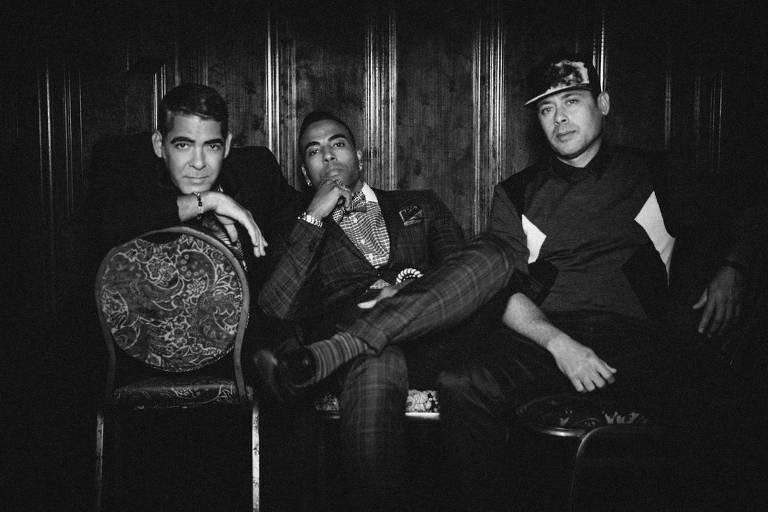 Roldán, Yotuel e Ruzzo retomam carreira depois de hiato de sete anos longe dos palcos