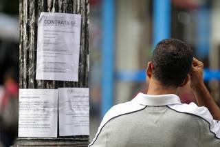 desemprego em Sao Paulo