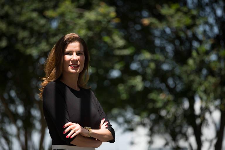 Olga Pontes responsável pela área de compliance da Odebrecht