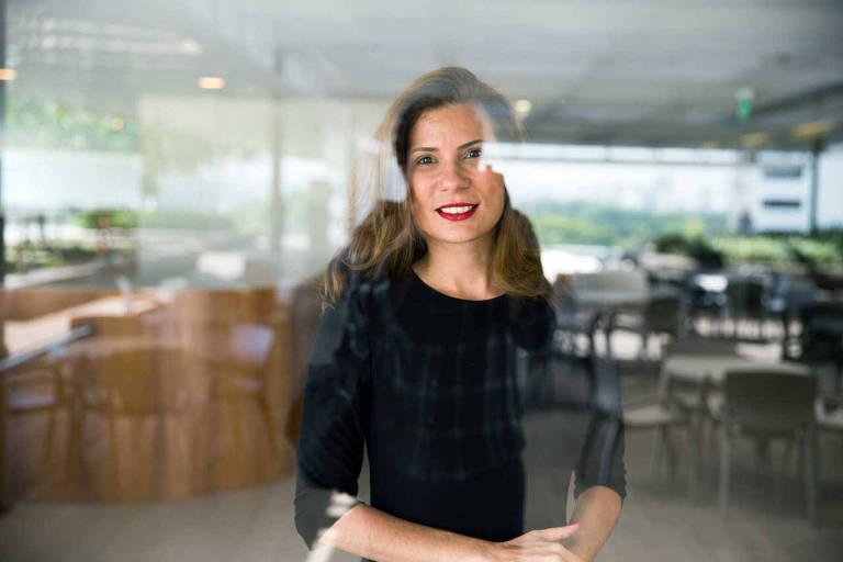 Olga Pontes respons�vel pela �rea de compliance da Odebrecht