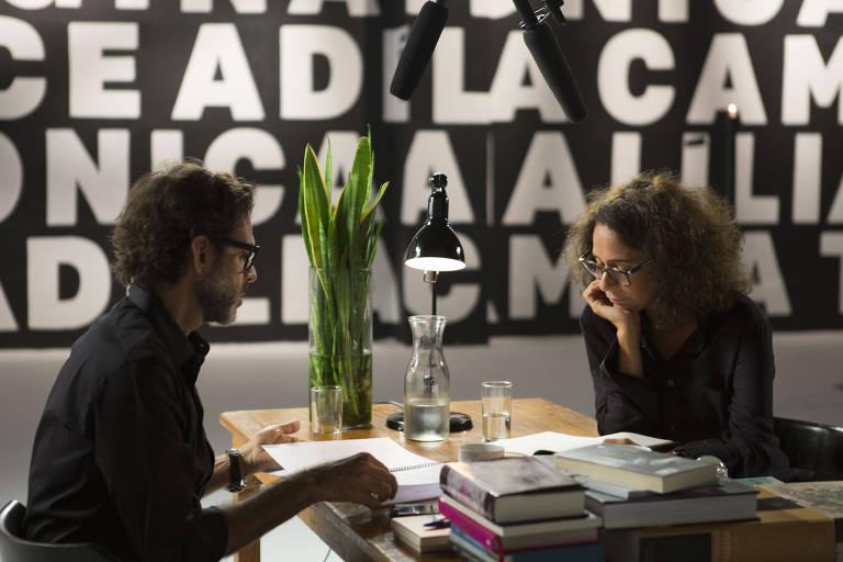 Alberto Renault e Andrea Beltrão debatem Adélia Prado no programa que estreia na GNT