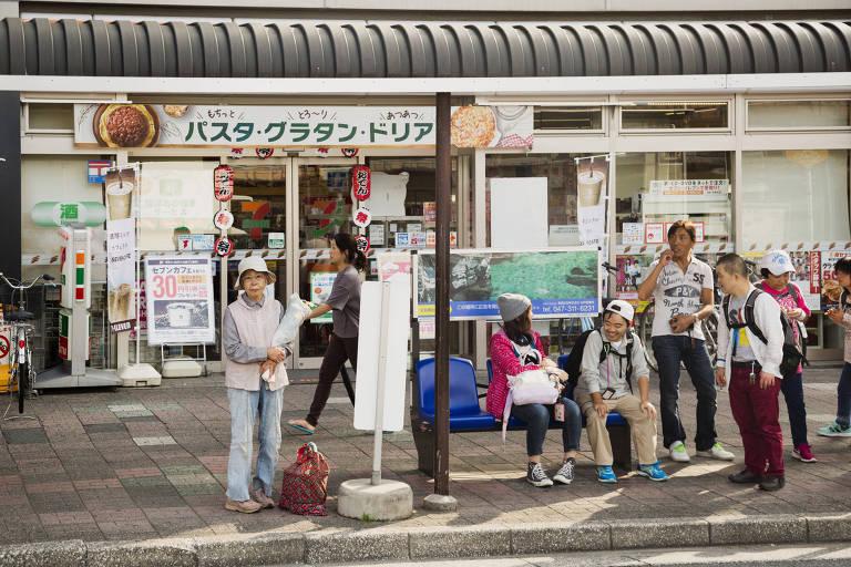 Velhice no Japão