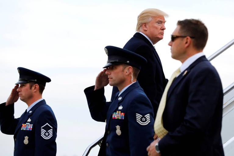 Trump nega ter pedido ao FBI para encerrar investigação sobre Flynn