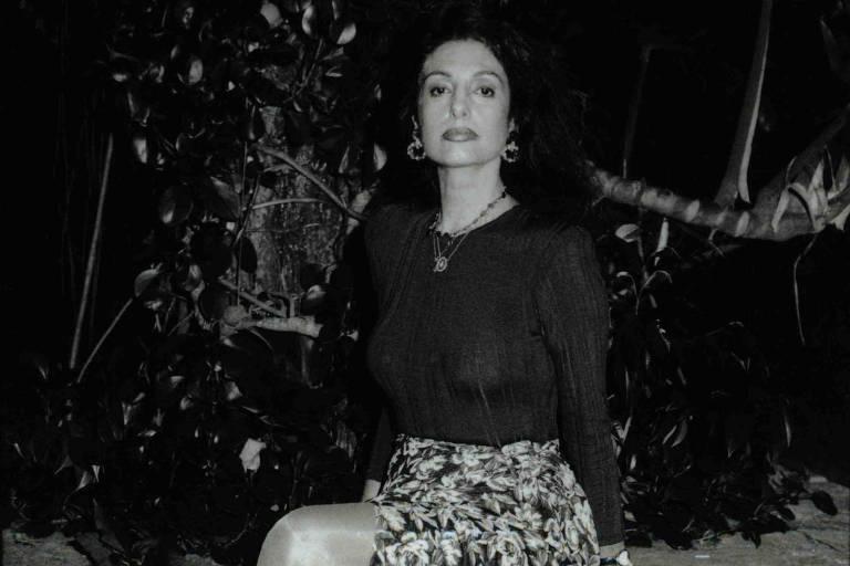 Carmen Mayrink Veiga em 1992