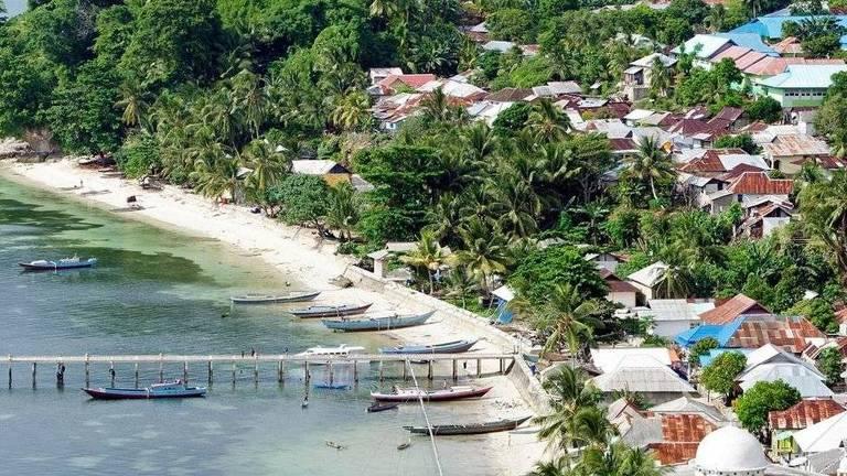 A pequena ilha de Run mudou o mundo no s�culo 17