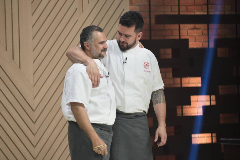 """Francisco e Pablo disputam final do """"MasterChef Profissionais"""""""