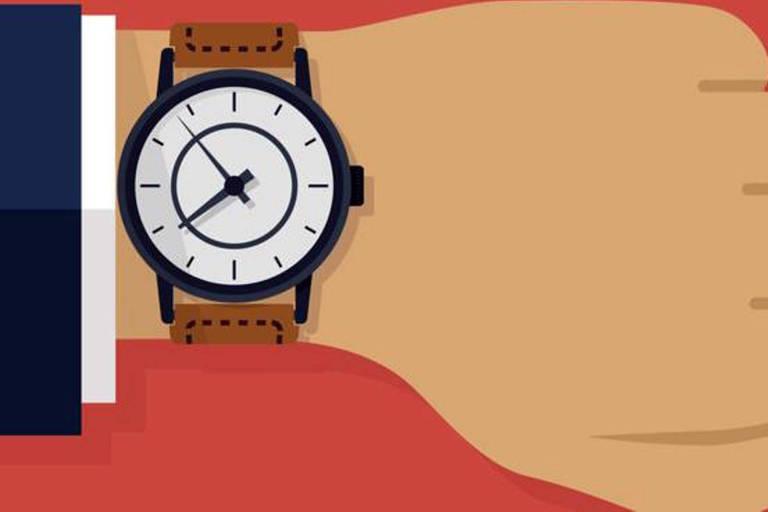 Nossa percepção do tempo é uma quando estamos vivendo uma experiência, e outra quando lembramos dela