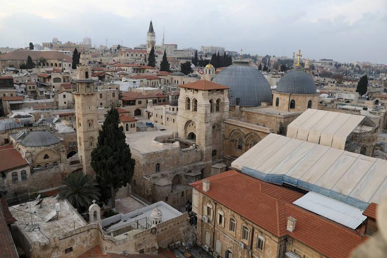 Cidade Velha de Jerusal�m